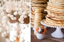 wedding photo - Marshmellow Backdrop