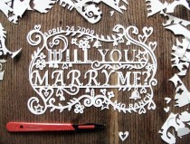 wedding photo - ¿Quieres casarte conmigo?