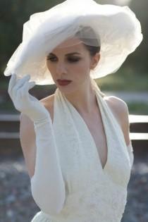 wedding photo - Hat Hochzeits