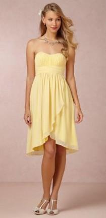 wedding photo - Sunny Yellow