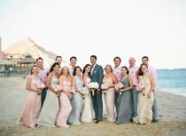 wedding photo - Mariage Nikki Et Jeffs Cabo
