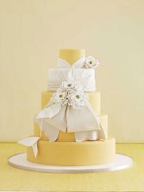 wedding photo - 25 Prettiest Wedding Cakes!