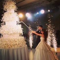 wedding photo - Gilded Girls Wish