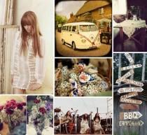 wedding photo - Хиппи Свадьбы
