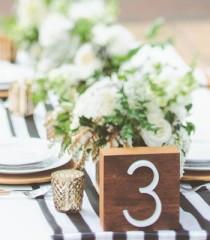 wedding photo - Numéros de bricolage Tableau Midcentury