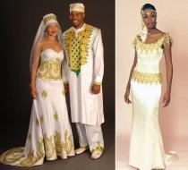 wedding photo - African Dresses