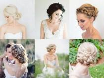wedding photo - 17 Jaw Dropping Wedding Updos & Bridal Hairstyles