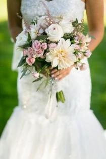 wedding photo - Ladies 'Bouquets de mariage et boutonnières ❤ de A Gentleman ️
