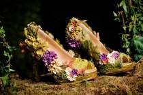 wedding photo - Fairy Tale Magic Inspires This Wedding