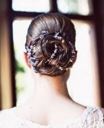 wedding photo - Lavender In Your Hair