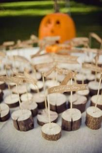 wedding photo - Wedding Details: Escort Cards And Place Cards, Part 2