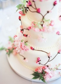 wedding photo - Herrliche Kuchen