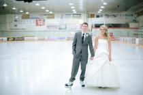 wedding photo - For My Hockey Wedding
