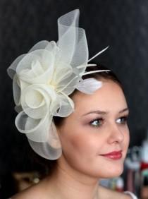 wedding photo - Hochzeits-Mützen und Fascinators