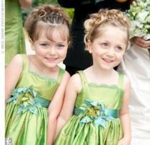 wedding photo - Цветок Девочки