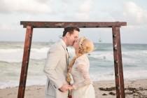 wedding photo - Mermaid Beach fugue