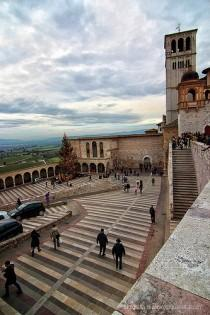 wedding photo - Assisi