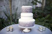 wedding photo - Inspired By Ombre Wedding Details