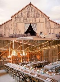 wedding photo - Barn Wedding