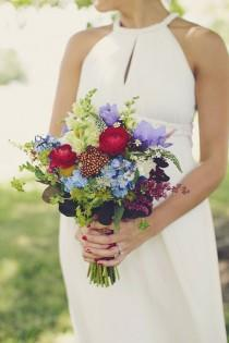 wedding photo - Fleurs Bouquets