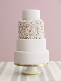 wedding photo - 25 Prettiest Wedding Cakes!