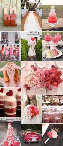 Wedding Ideas - Valentinesday