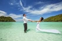 wedding photo - Honeymoons