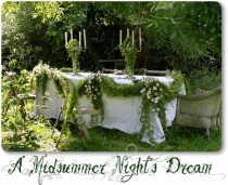 wedding photo - Midsummer Night's Dream