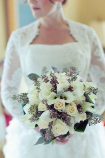 wedding photo - Winter Weddings // Bodas De I