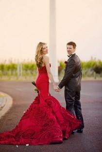 wedding photo - Mariage: Glamorous Couture