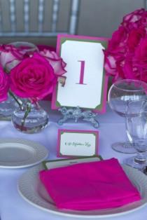 wedding photo - Anything Hot Pink
