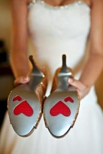 wedding photo - Heart & Soul Chaussures