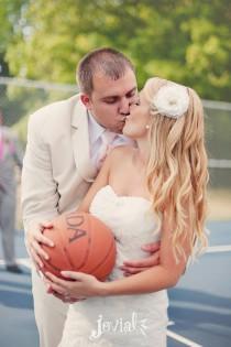 wedding photo - Love And Basketball