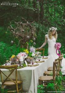 wedding photo - Tablescape