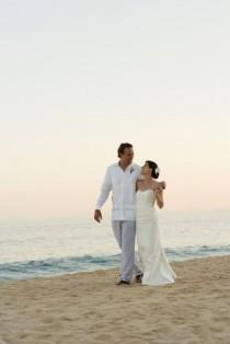 wedding photo - Beach Wedding