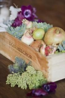 wedding photo - Non-floral Centerpieces — The Interactive Edition