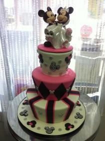 wedding photo - Disney Свадебный Торт