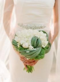 wedding photo - Прекрасный Свадебный Цветок