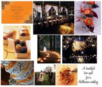 wedding photo - أنيقة هالوين الزفاف