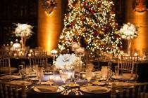 wedding photo - Классический Чикаго Свадьба На Рождество