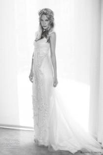 wedding photo - Хиппи Свадебные Платья