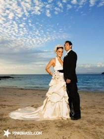 wedding photo - Pink And Carey Hart, 2006
