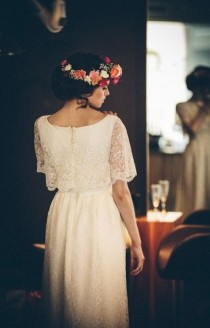 wedding photo - 30 Graceful And Gorgeous Bohemian Wedding Looks To Get Inspired