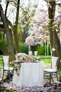 wedding photo - Outdoor Wedding Decor