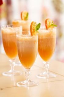 wedding photo - Orange Dream Mimosas