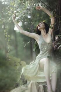 wedding photo - Poison Ivy
