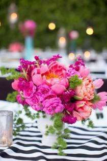 wedding photo - Mariage rose