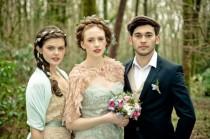 wedding photo - 'A الأسطورية تصل قيمتها' الأيرلندية الزفاف