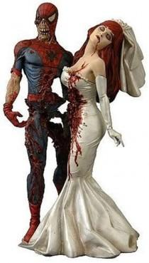 wedding photo - Zombies / Corpse Bride thème de mariage Inspiration