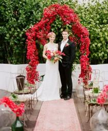 wedding photo - Captivating Coral